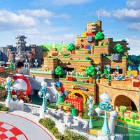 Nintendo emitirá esta noche un Nintendo Direct especial dedicado al parque de atracciones de Super Nintendo World