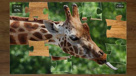 Jigsaw Puzzles HD app