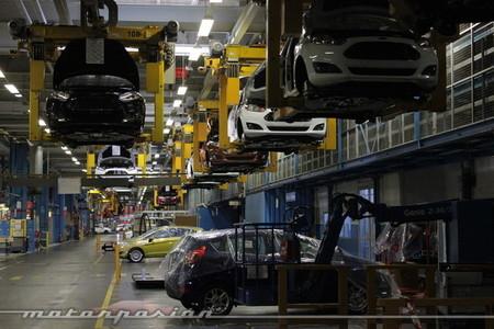 Ford planta Colonia 2014