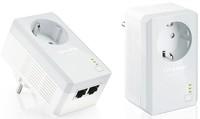 TP-LINK  TL-PA4020P, un sencillo adaptador PLC de hasta 500 Mbps