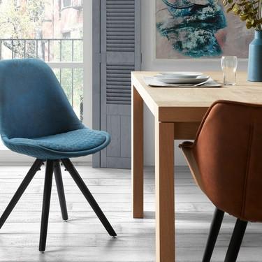Nuestra decoración se tiñe de azul con estas 21 propuestas decorativas en el color Pantone de este 2020