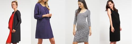 4 Vestidos premamá por menos de 50 euros y con un 50% de descuento