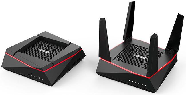 Asus AiMesh AX6100 es la apuesta de la marca por las redes en malla con WiFi 802.11ax