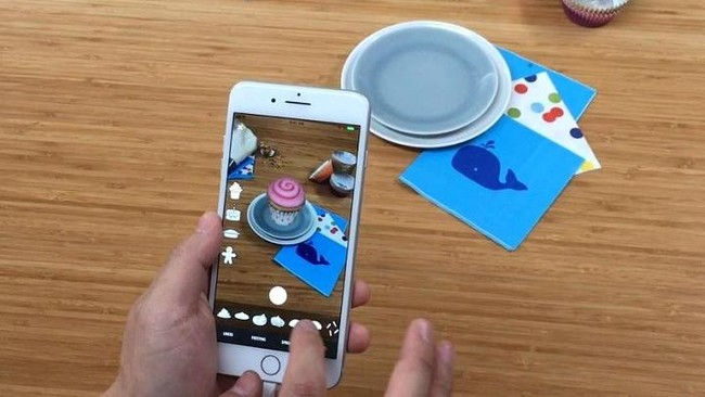 ARKit iPhone