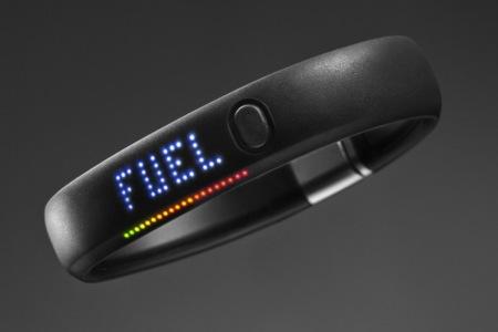 Nike FuelBand, la pulsera-podómetro