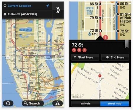 Apple compra Embark, una aplicación para mejorar sus mapas.