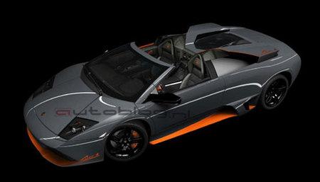 Lamborghini Murcielago LP650-4 Roadster, primera imagen oficial