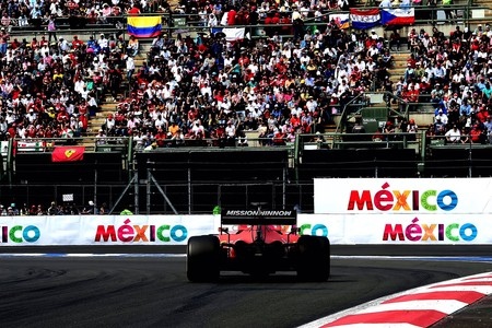 Vettel Mexico F1 2019