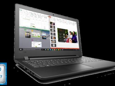 Oferta Flash: portátil Lenovo Ideapad 110-15ISK, con procesador Intel Core i7, por 499 euros