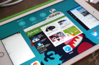 La multitarea a pantalla dividida de iOS será oficial en el WWDC 2015, en espera del iPad Pro