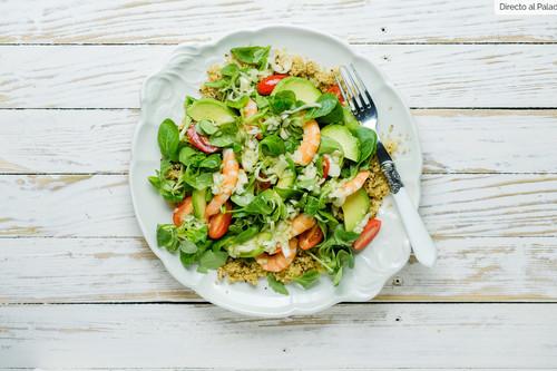 Comer sano en Directo al Paladar (LIX): el menú ligero del mes