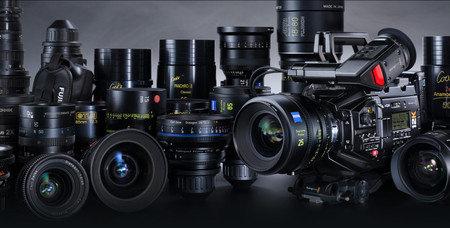 Objetivos Blackmagic Ursa Mini Pro 12k