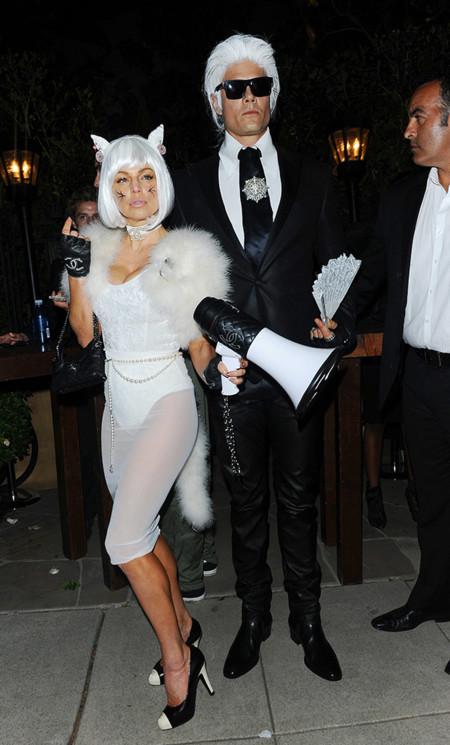Josh Duhamel y Fergie