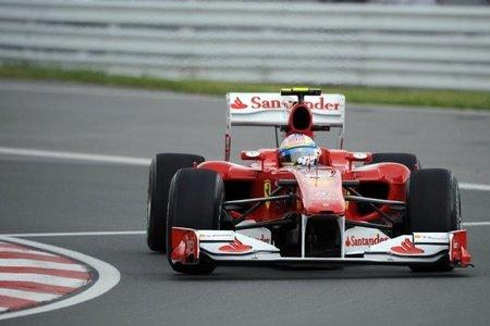 GP de Canadá 2010: Fernando Alonso saldrá mañana en cuarta posición, trás una buena sesión de clasificación