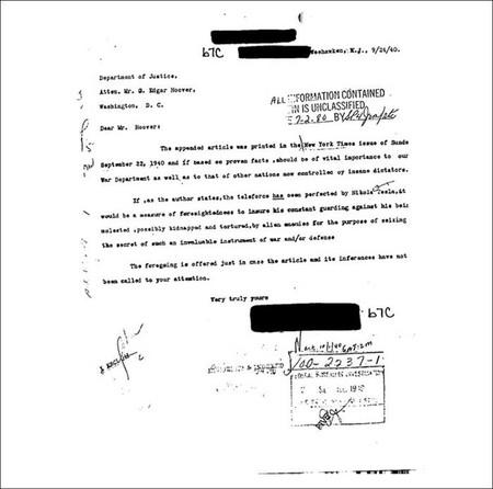 Carta Hoover