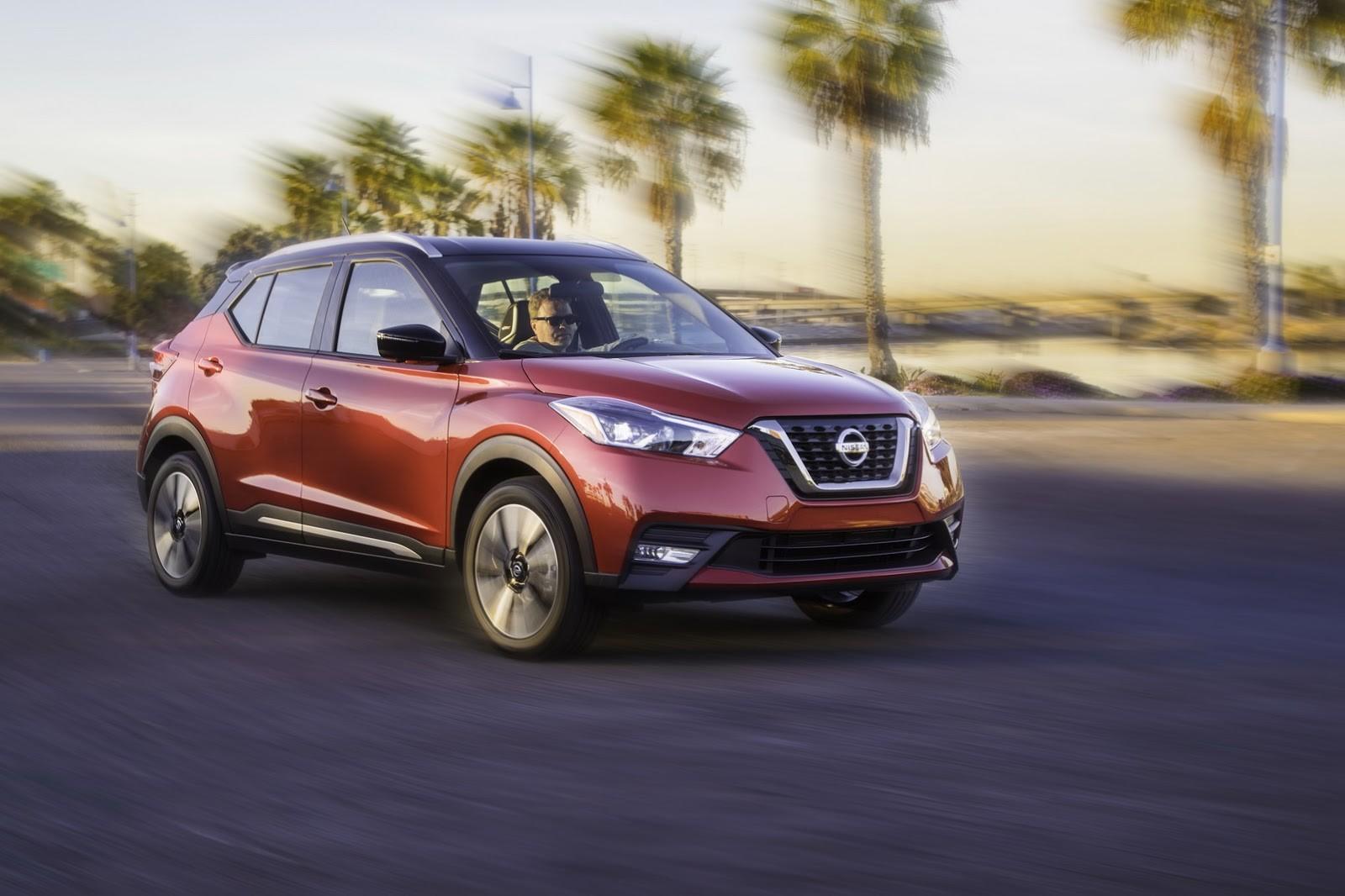 Foto de 2018 Nissan Kicks (EE.UU) (6/24)