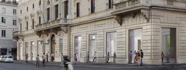 Apple abrirá una nueva Apple Store en la histórica calle Vía del Corso del centro de Roma