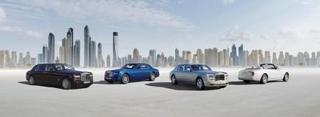 Rolls-Royce vislumbra su quinto año de vino y rosas (récord de ventas)