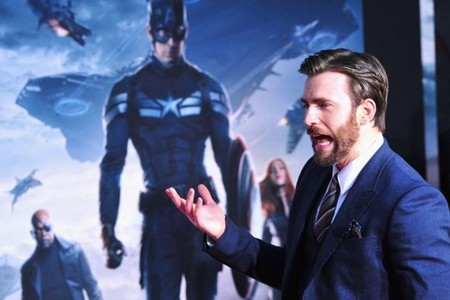Chris Evans solo actuará para Marvel