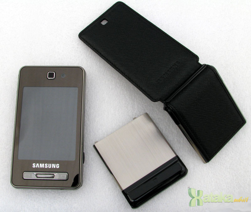 Foto de Samsung F480, análisis (2/9)