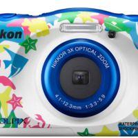 Nikon Coolpix W100, la cámara ideal para no pasar desapercibido en tus vacaciones