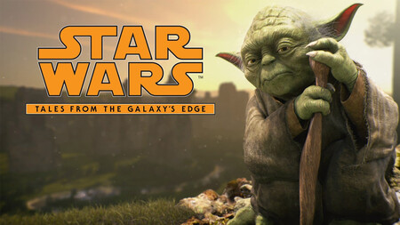 Star Wars tiene nuevo juego VR en el horizonte: se llamará Tales from the Galaxy's Edge y estos son su tráiler y su fecha de lanzamiento