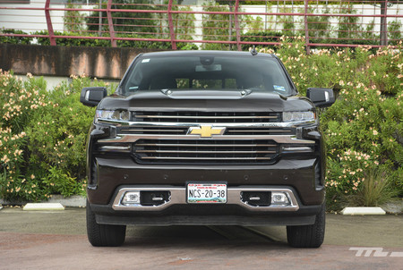 Chevrolet Cheyenne High Country 2019 2