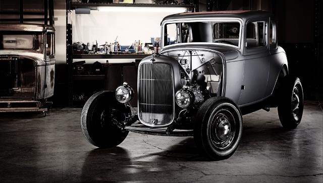 Foto de Ford Coupé 1932 (4/4)