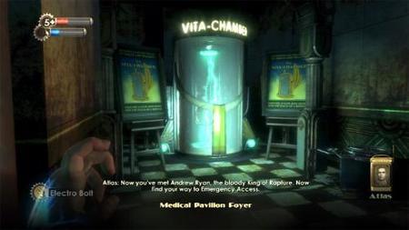 'Bioshock 2' te permitirá apagar las Vita-cámaras