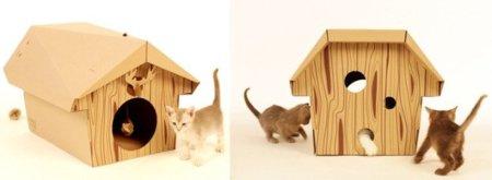 Una casita de campo para tu mascota