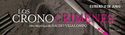 Trailer final de 'Los Cronocrímenes'