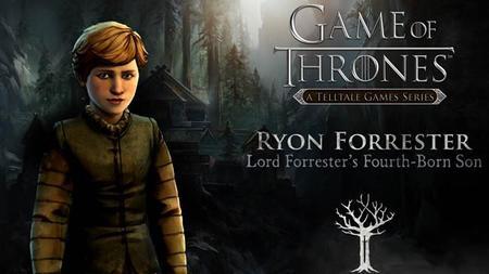 Ryon Forrester aparecerá en juego de Game of Thrones
