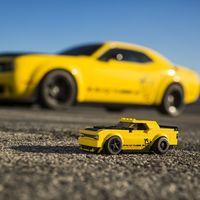 Los Dodge Challenger y Charger R / T llegan a la colección Lego Speed Champions