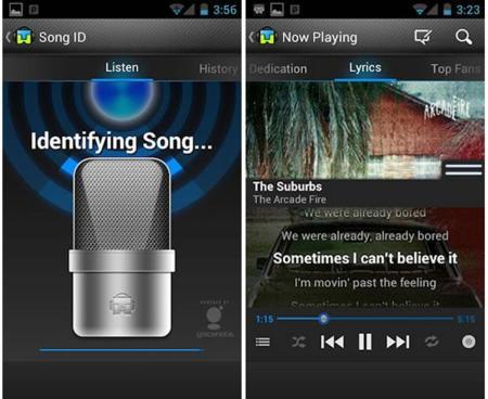 TuneWiki para iOS/Android.