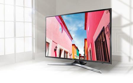 Smart TV de 50 pulgadas Samsung UE50MU6192, con resolución 4K, por sólo 379 euros y envío gratis