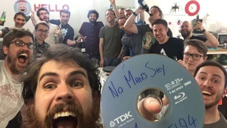 Después de 4 años de desarrollo, Hello Games termina el desarrollo de No Man's Sky