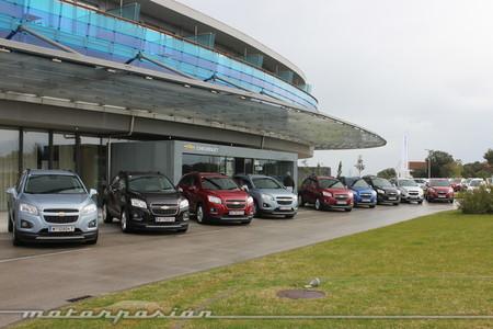 Chevrolet Trax 2013, presentación internacional