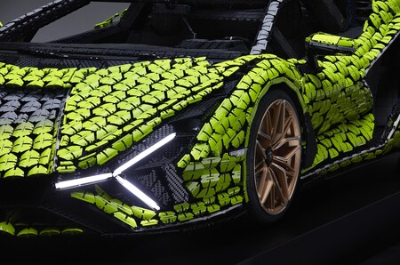 Lamborghini Sian Lego 2021 010