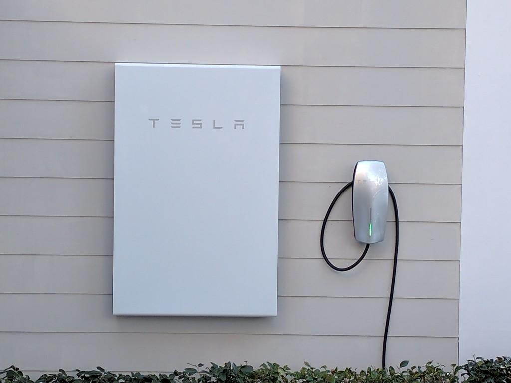 Cargador Tesla