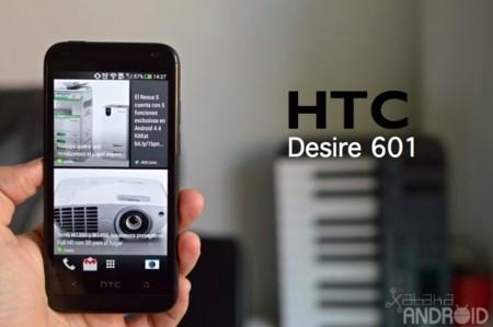 HTC Desire 601, análisis