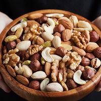 Alergia a los frutos secos en la infancia: síntomas y otras cosas que debes saber