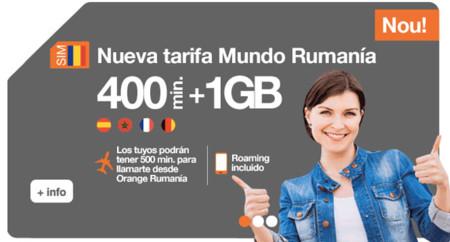 Orange se lanza a por el público extranjero con nuevas tarifas prepago multipaís