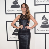 Louise Roe Grammy 2014