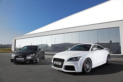 HPerformance y sus Audi TT-RS de 500 CV