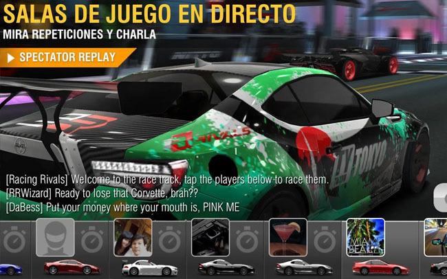 Foto de Racing Rivals para Android (7/8)