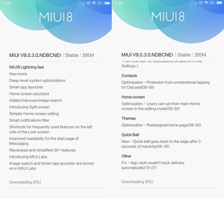 Miui9descarga
