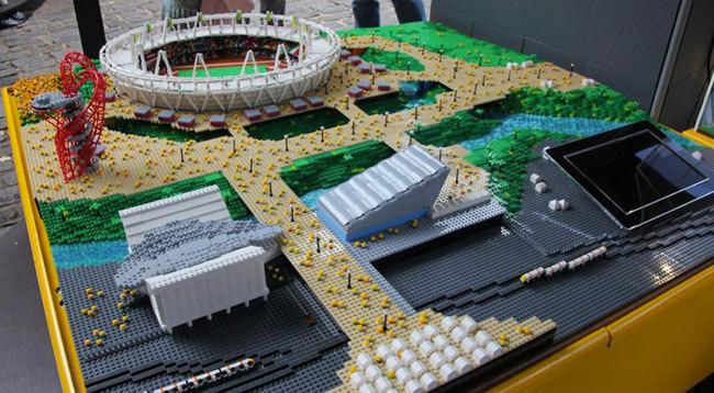 LEGO London 2012