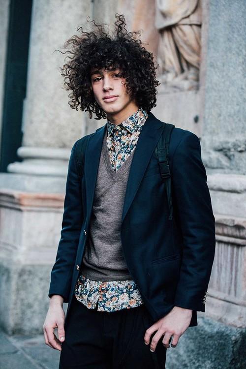 El mejor street-style de la semana: ¿quién dijo que la moda masculina es aburrida?