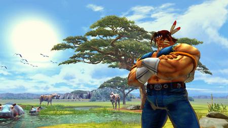 'Super Street Fighter IV', descubre sus nuevos escenarios
