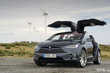 Coches Electricos Tesla Model X